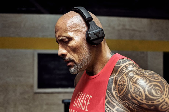 Photo of The Rock ventures into Headphones, launches sweat-proof and wireless models for workout