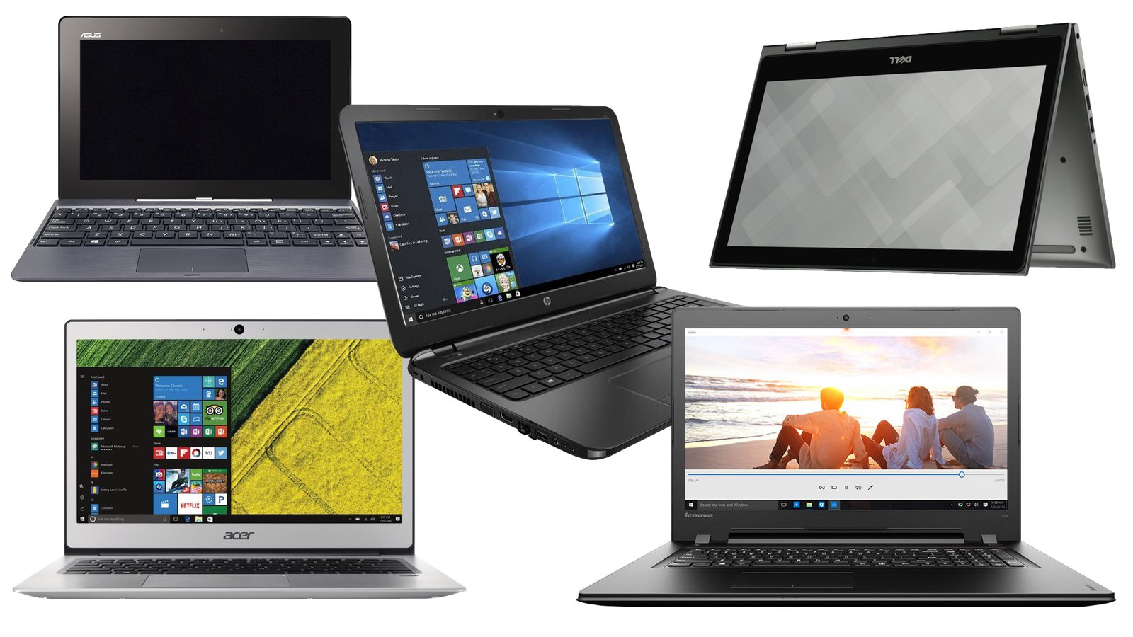 Photo of Top Choice Laptops of 2018 For Different Users