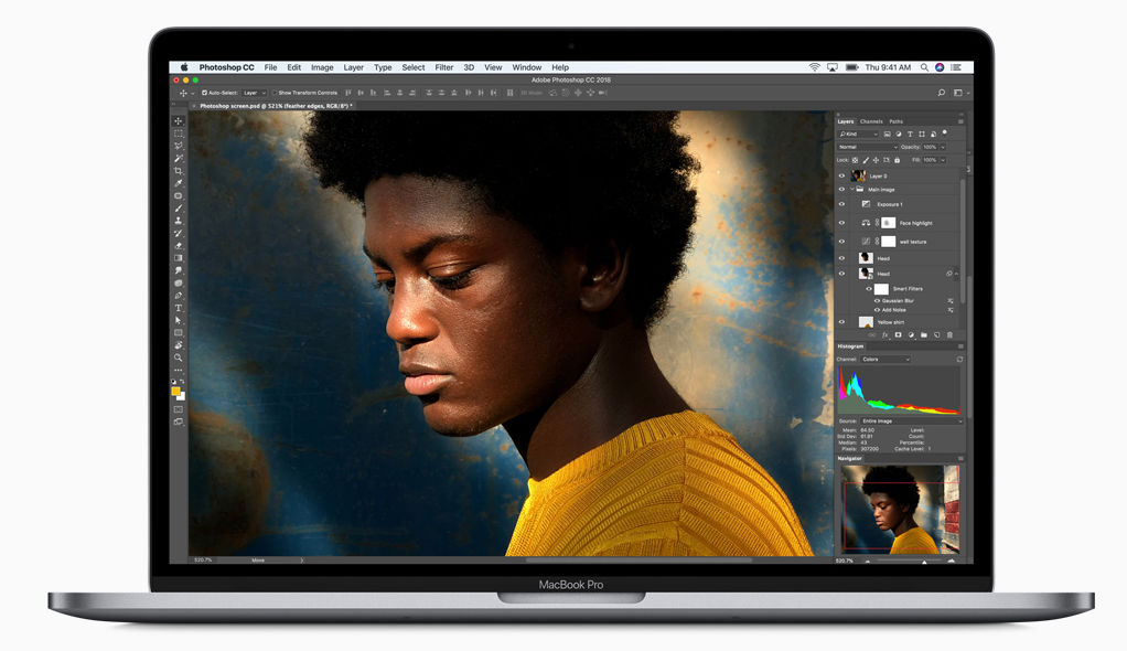 Photo of Apple has launched 2018 MacBook Pro with 8th generation Intel Core processor