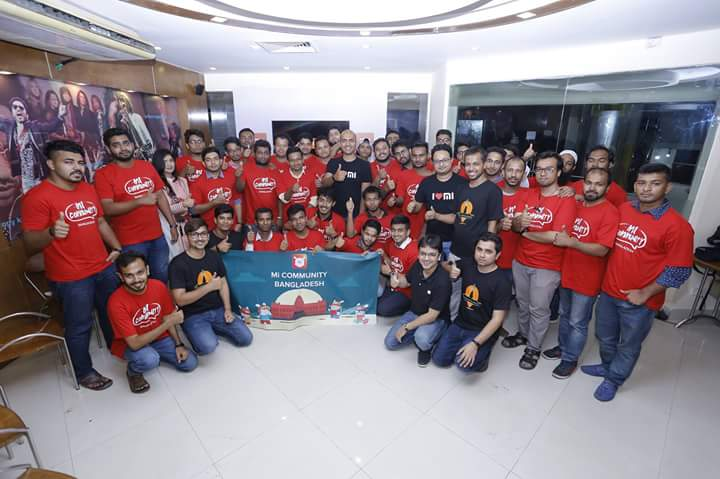 Photo of Xiaomi opens its official store in Bangladesh