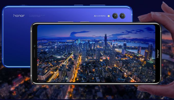 Photo of Huawei Honor Note 10 is now official with 6.95-Inch Display, 8GB RAM, 5,000 mAh battery and GPU Turbo