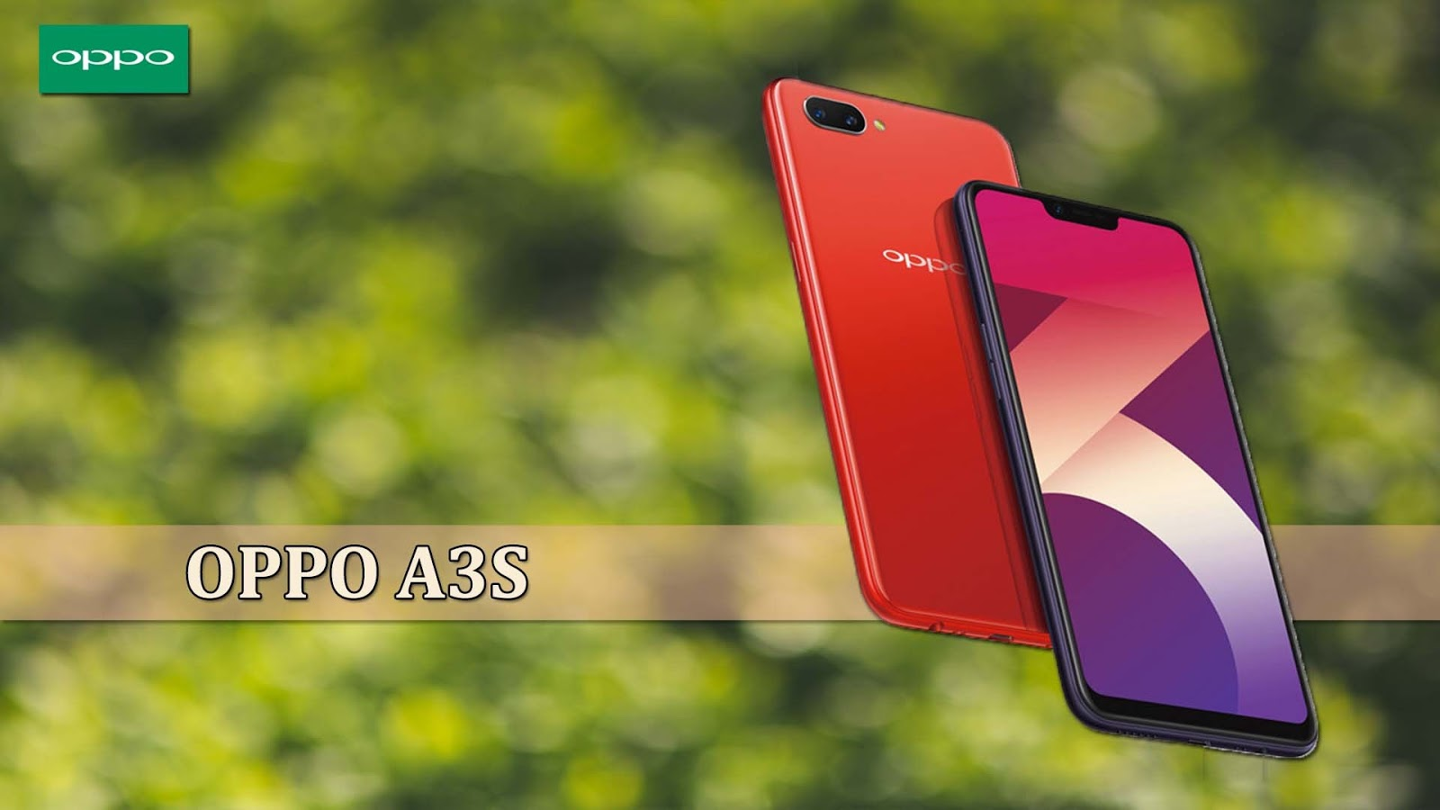 Photo of Oppo A3s Specifications and Price