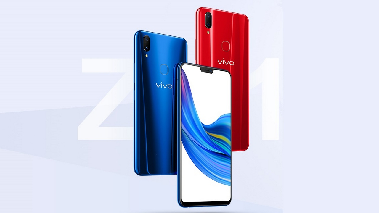Photo of Vivo Z1 Specifications and Price