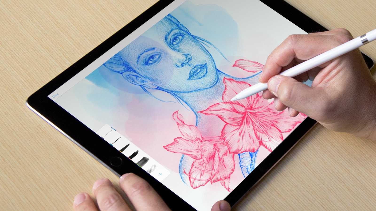Photo of Apple is launching the full version of Adobe Photoshop on iPad in the coming months