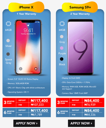 Photo of Jumia Flex: Buy and pay for your most desired electronic device in installment