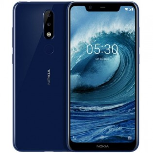 Photo of Nokia X5 leaked image and specifications show notch display