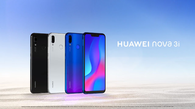 Photo of Huawei Nova 3i Specifications and Price