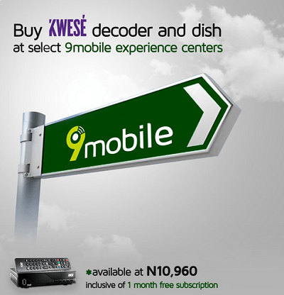 Photo of Kwesé TV join hands with 9mobile to provide premium contents and quality video streaming service