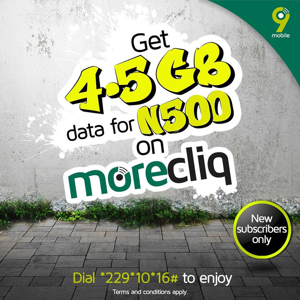 Photo of See how to activate 4.5GB for N500 and 1.5GB for N200 on 9Mobile
