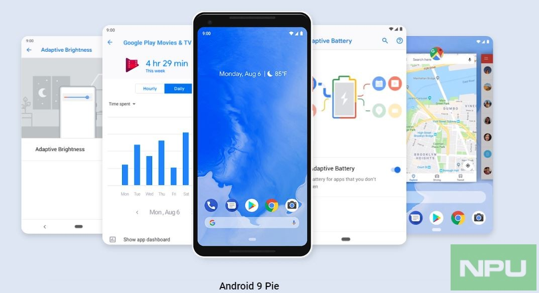 Photo of It's Official: Android now has a new OS and it is Android  Pie (Android 9)