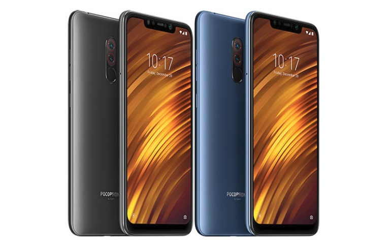 Photo of Xiaomi sold about 68,000 units of Poco F1 smartphones in five minutes