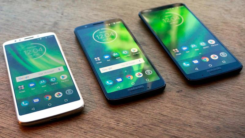 "Photo of List of Motorola smartphones getting latest Android OS update ""Android 9.0 (Pie)"""