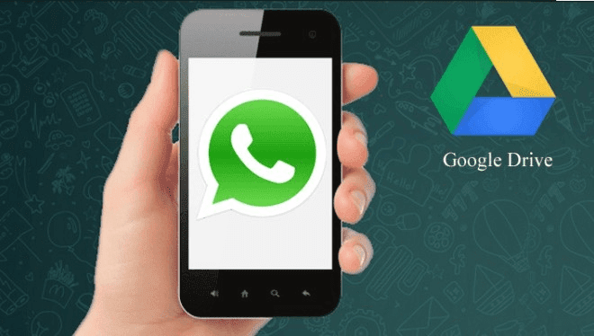 Photo of You can now back-up your WhatsApp Files on Google Drive for Free