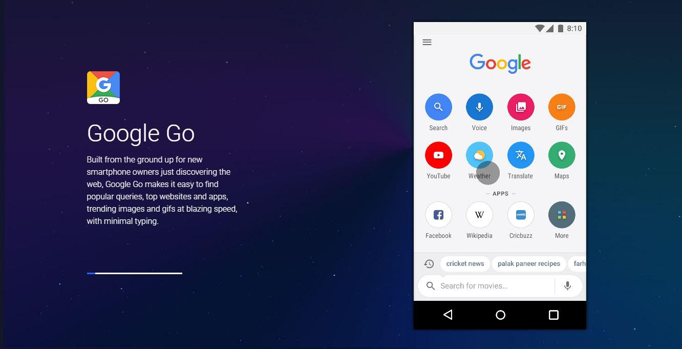 Photo of Google Go can now read out your searched articles and web pages