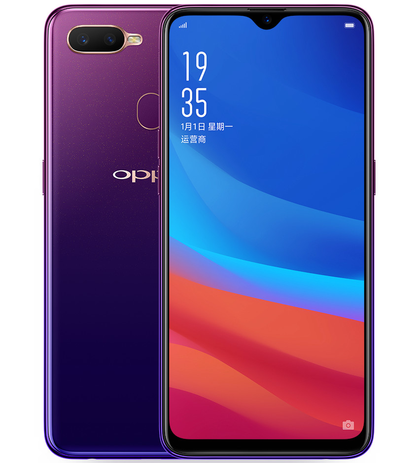 Photo of Oppo Launches OPPO A7x, the company's latest mid-range device