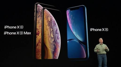 Photo of Apple launches iPhone XS, iPhone XS Max, and iPhone XR