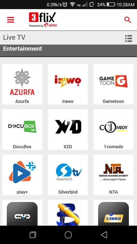Photo of See How To Activate Airtel 3Flix Mobile TV Bundles, Starting From N20/Day