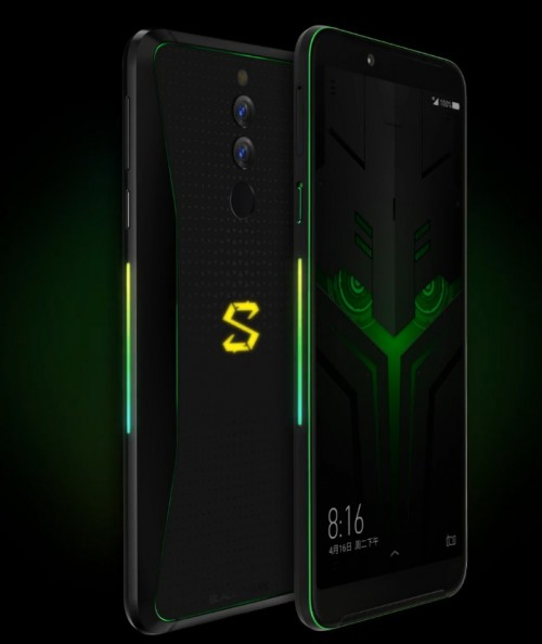 Photo of Say Hello To The First Ever 10GB RAM Smartphone From Xiaomi; Black Shark Helo