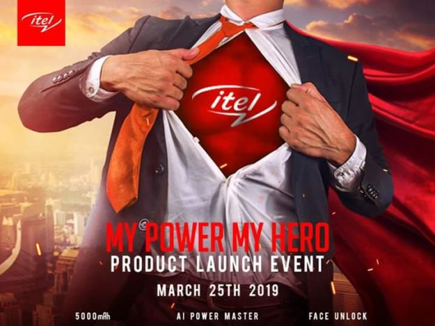 Watch the itel P33/P33 Plus announcement live here