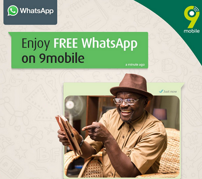 Photo of You Can Now Enjoy Free WhatsApp on 9Mobile When You Do This!