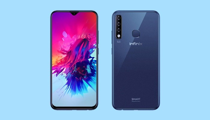 Photo of Infinix Smart 3 Plus with triple rear camera launched in India