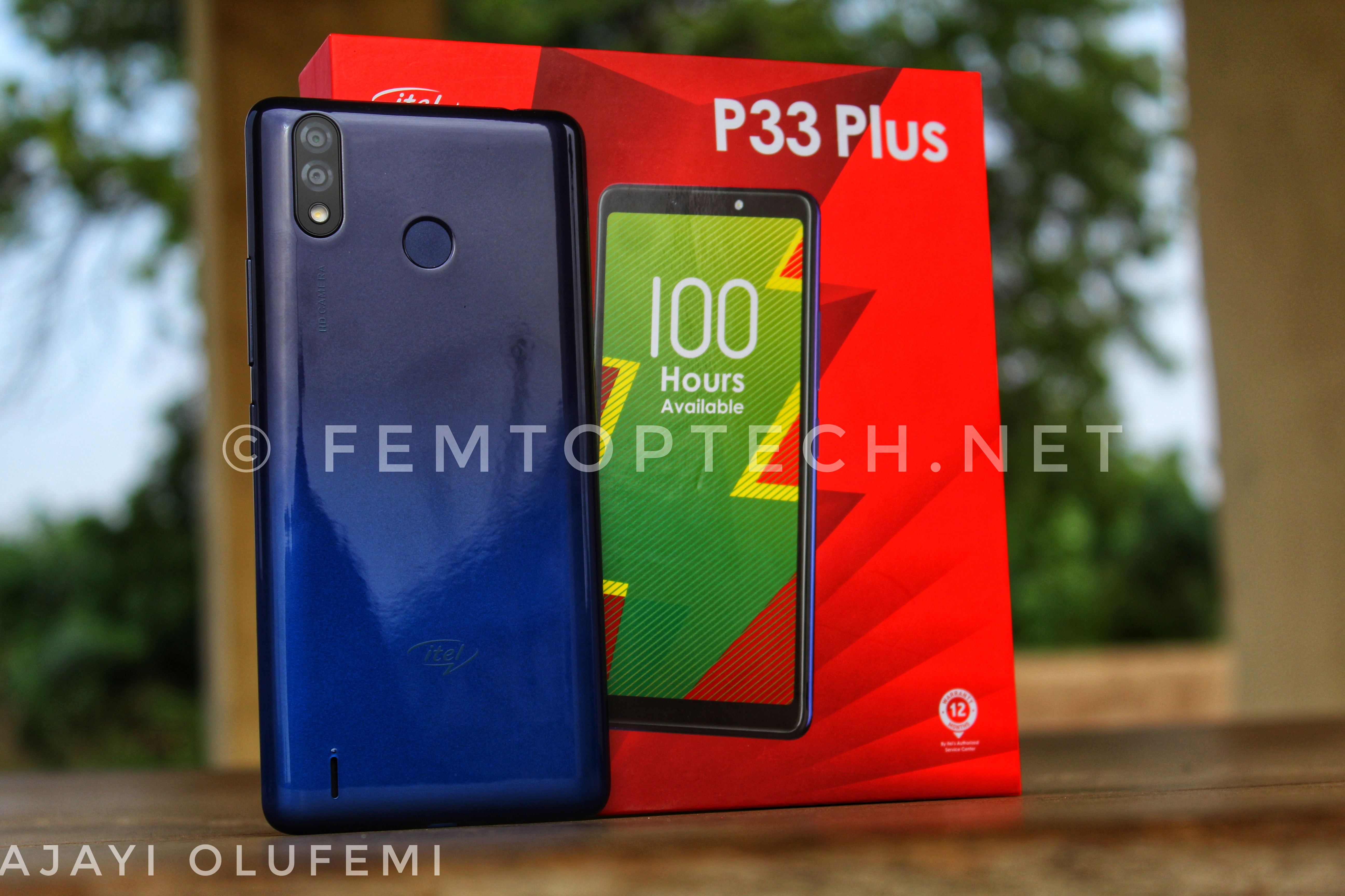 Photo of itel P33 Plus: Unboxing, Specs, and Hands-on Review