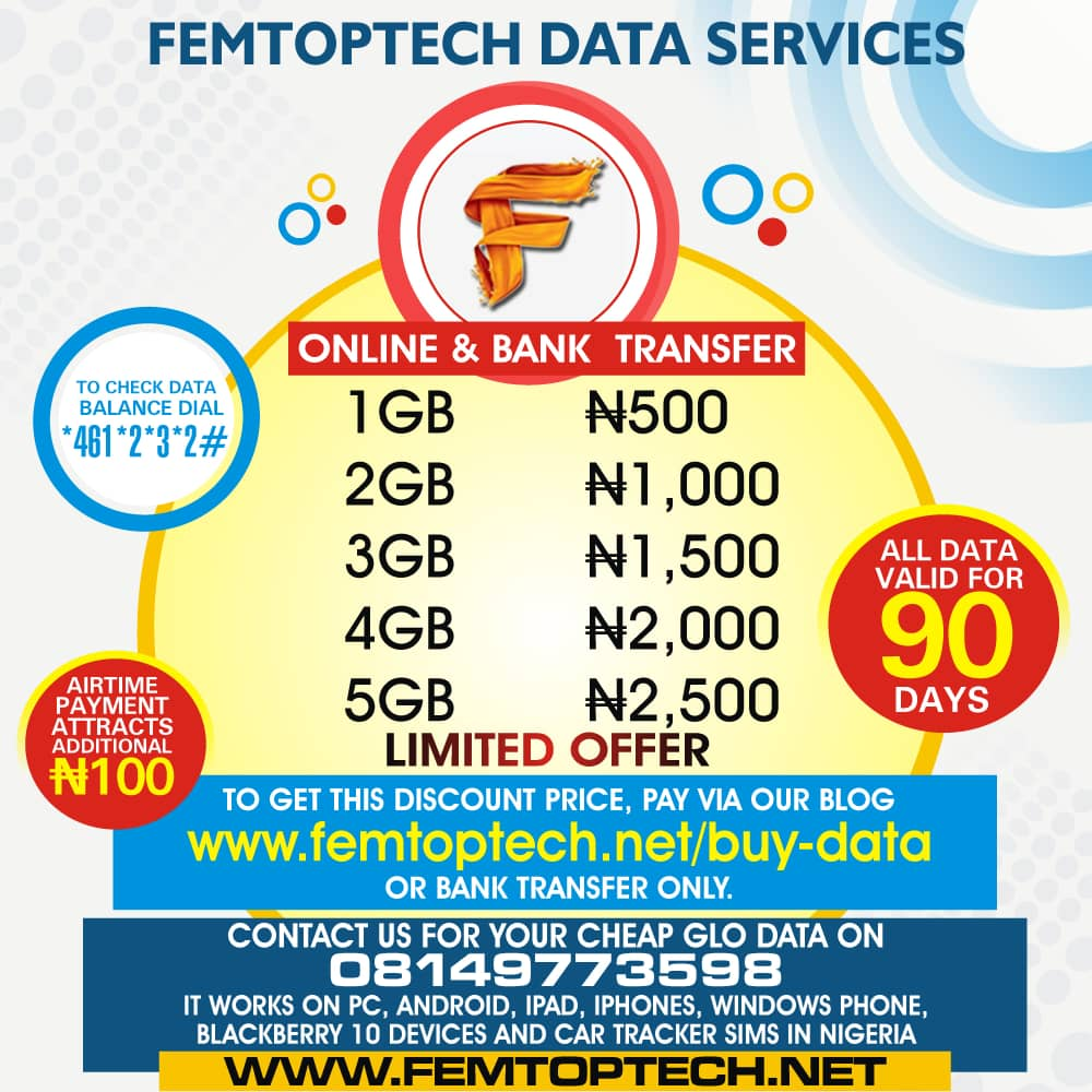 Enjoy Our MTN Data Promo Sales 1GB For N500 2GB For 1000 And More