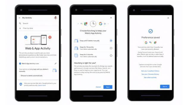 Photo of Google update: You can now auto-delete your online history