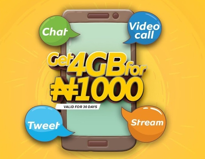 Photo of Enjoy MTN WelcomeBack offer of 4GB for N1000