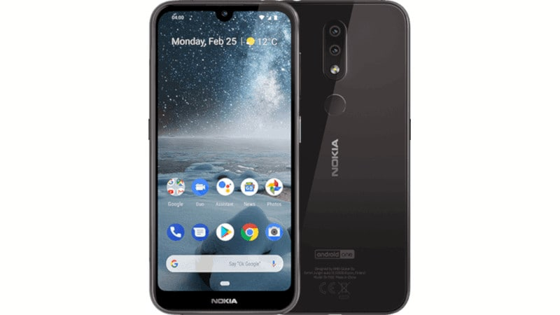 Can you buy the Latest Nokia 4.2 Smartphone with dual cameras
