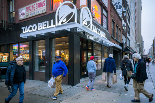 How To Make A Return on Investment With The Taco Bell Franchise