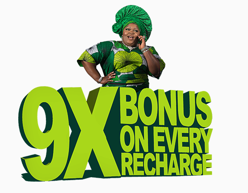 9mobile 9X bonus offer: Recharge N200 and get N1800 to call all networks