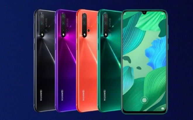 Huawei unveils three range of flagships phones; nova 5, nova 5 Pro and nova 5i