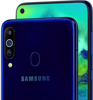 Samsung Galaxy M40 unveils with Snapdragon 675, triple camera and Infinity-O display