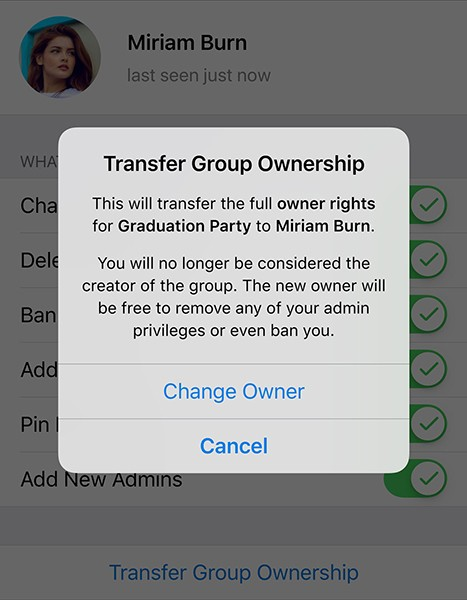 Photo of Telegram v5.8 roll out with the ability to create local groups, transfer admin rights, and add nearby contacts