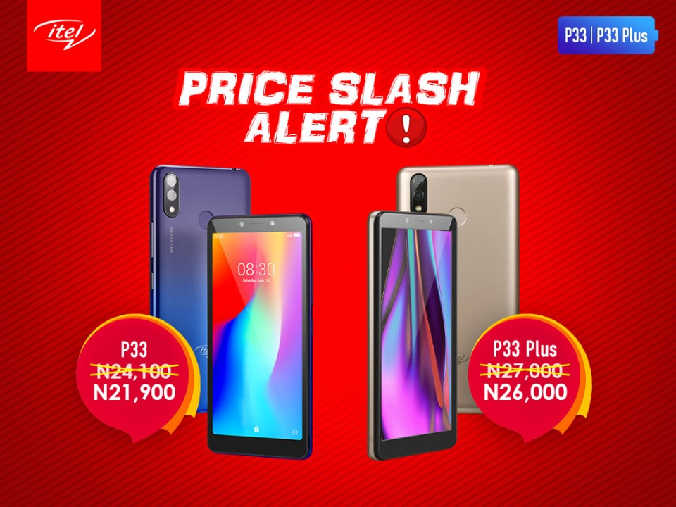 Photo of Itel slashes the price of P33 and P33 plus, see the new prices