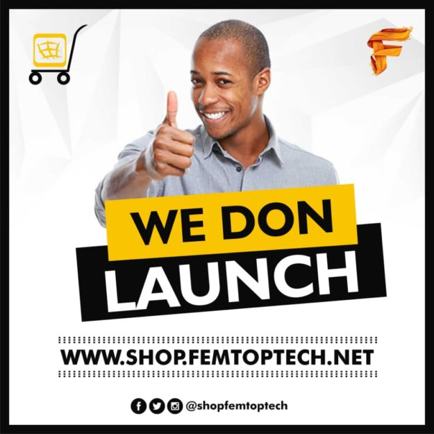 We don launch shop.femtoptech.net