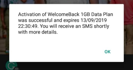 See how to enjoy MTN 4GB for just N800 with 30days validity