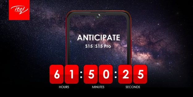 Itel Mobile set new dates for Itel S15 and S15 Pro market launch after a failed attempt in August