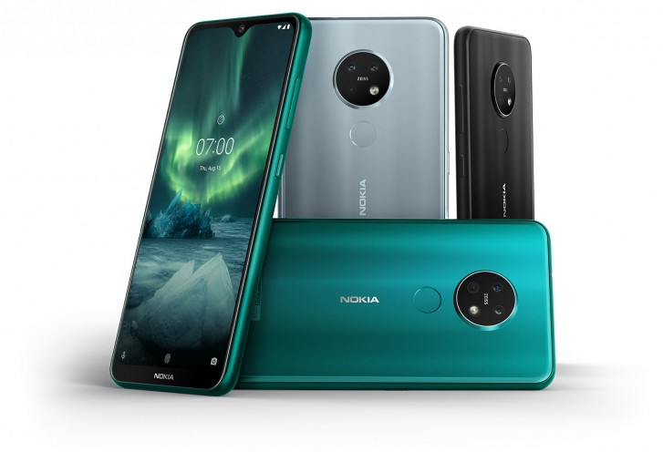 HMD Global unveils Nokia 6.2 and Nokia 7.2 with triple cameras, Snapdragon chipsets