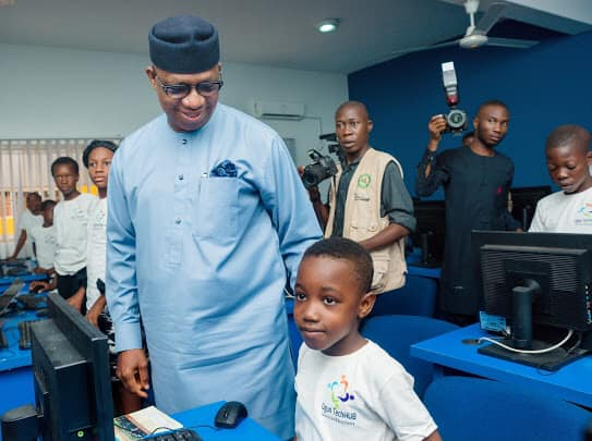 Photo of Governor Dapo Abiodun Unveils Ogun Tech Hub