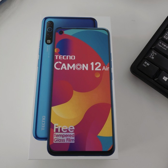 Tecno Camon 12 and 12 Air specs leak ahead of launch, set to come with a punch-hole display
