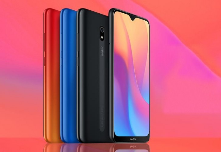 Redmi 8A with 3GB RAM, 5000mAh and Waterdrop Display launched