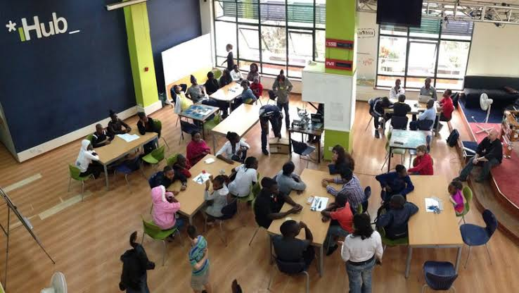 Photo of Kenya's iHub now Nigeria's ccHUB