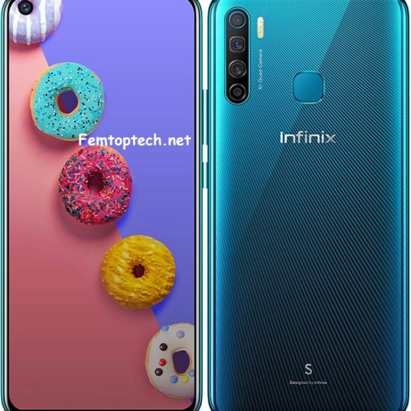 Infinix S5 – Full Specifications and Price In Nigeria