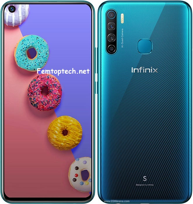 Photo of Infinix S5 Lite – Full Specifications and Price In Nigeria