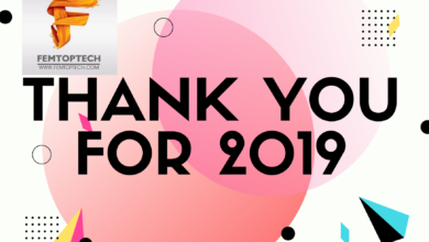 Photo of Thank You For 2019