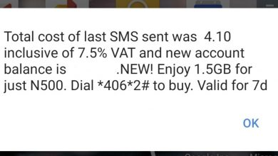 Photo of Mobile operators now charge 7.5% VAT on all Calls, SMS and Data