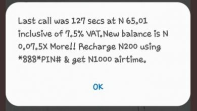 Photo of 7.5% VAT: Nigerians Reacts As Telcos Increase Charges For Data, SMS and Phone Calls