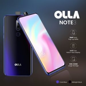 Olla Note 3 Price, Specs And Availability In Nigeria